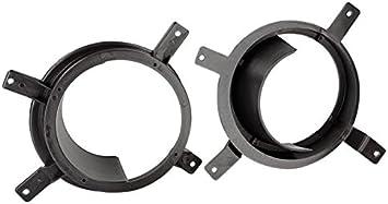 Lautsprecher Einbauset Ringe für VW Lupo 1998-2005 165mm Türen vorne