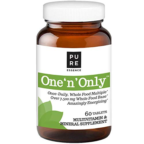 Pure Essence Labs One 'n' Only - World's Most Energetic One Daily Multiple - 60 ()