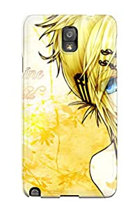 High-quality Durability Case For Galaxy Note 3(vocaloid)
