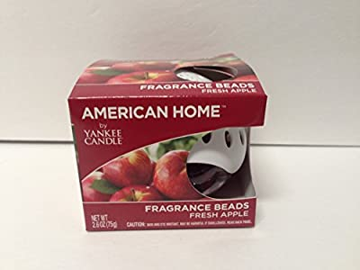 Yankee Candle Fresh Apple Fragrance Beads, American Home Collection
