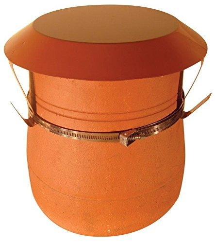 ECO - DISUSED CHIMNEY CAP-TERRACOTTA Chimney Cowl Products Direct