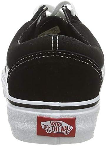 Vans Old Skool Chaussures pour homme Noir/blanc Pointure 43.5