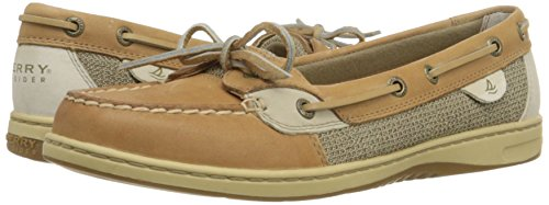 Sperry Top-Sider Women's Angelfish,Linen/Oat,9 W US by Sperry (Image #6)
