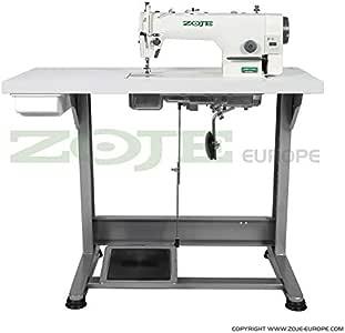 ZOJE ZJ9513G-5/02 - Máquina de Coser Industrial (220 V, Motor ...