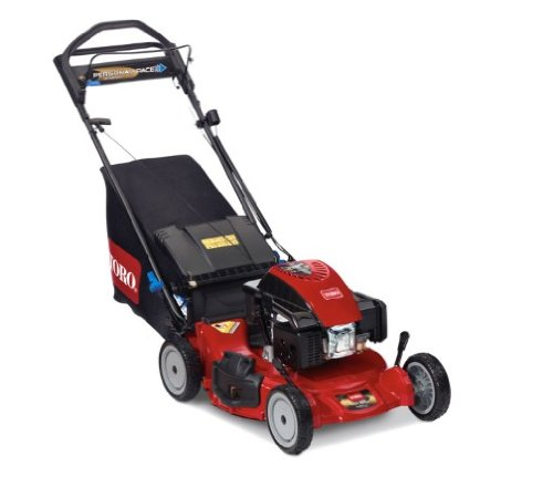 TORO 21In OHV Super Recycler Mower with Personal Pace and Blade Brake Model# 20383