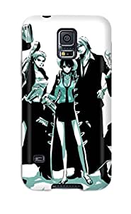 LeeJUngHyun Design High Quality One Piece Anime Nico Robin Roronoa Zoro Anime Genderswitch Franky One Piece Tony Tony Chopper Brook One Piece Monkey D Luffy Nami One Piece Usopp Sanji One Piece Cover Case With Excellent Style For Galaxy S5