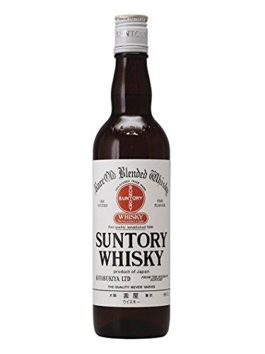 サントリーウイスキー ホワイト 復刻版<白札> 550mlの商品画像
