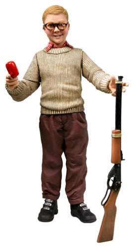 christmas story ralphie 10 action figure