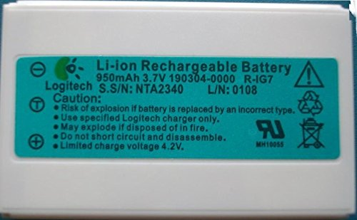 Logitech Li-ion Battery for Harmony Remote ONE 880 890 720 ()