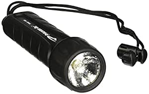 Princeton Tec Halogen Tec 40 Dive Light (28 Lumens, Black)