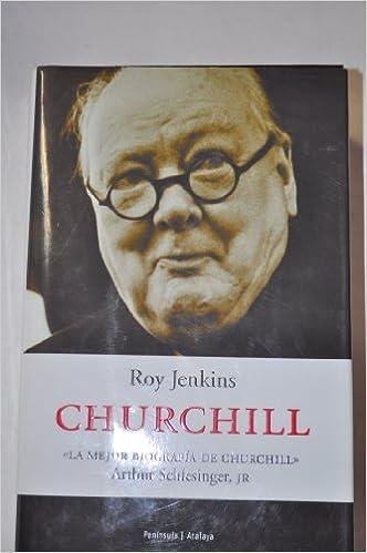 Descarga gratuita de libros electrónicos en pdf Churchill (ATALAYA) PDF PDB