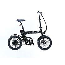Revoe, bicicletta pieghevole elettrica Lite ruote 16 pollici