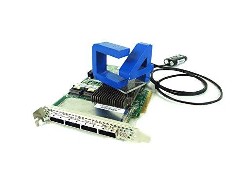 HP Smart Array P822/2G FBWC Controller - Storage controller (RAID) - 8 Channel - SATA 6Gb/s / SAS 6Gb/s - 600 MBps - RAID 0, 1, 5, 6, 50, ADG, 0+1, 60 - PCIe 3.0 x8 - for ProLiant DL160 Gen8, DL380e Gen8, DL380p Gen8, DL385p Gen8, DL560 Gen8, ML350e Gen8