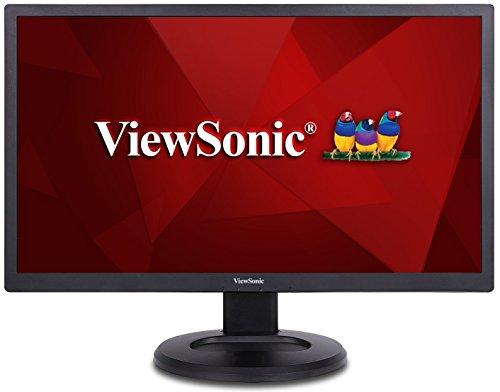 "ViewSonic VG2860MHL-4K 28"" 4K 2160p UHD Ergonomic Monitor HDMI, DisplayPort"