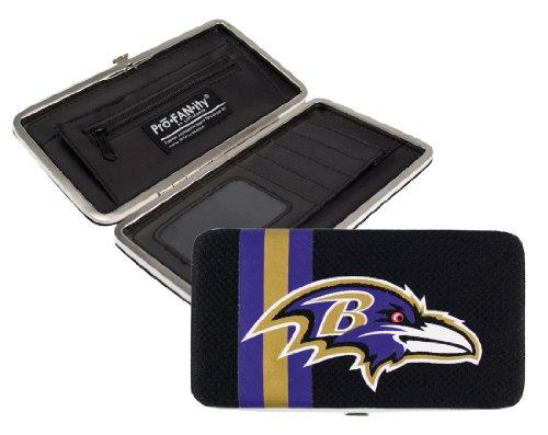 - NFL Baltimore Ravens Shell Mesh Wallet