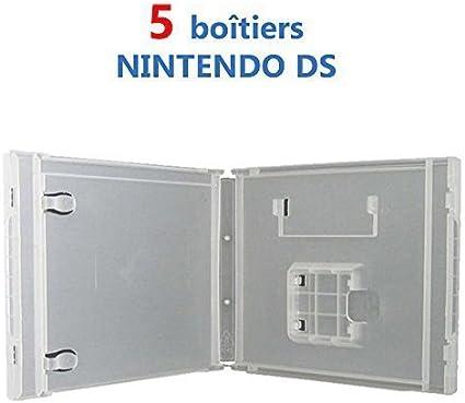 5-CAJA DE JUEGOS PARA NINTENDO DS: Amazon.es: Oficina y papelería
