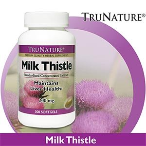 Lait Trunature Thistle 200mg 300