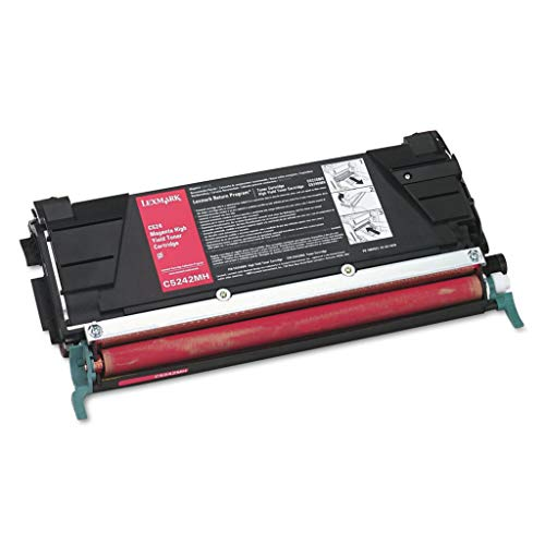 - LEXC5240KH - Description : Toner Cartridge with Return Program, 185 Pallets - Lexmark C5240CH, C5240KH, C5240MH, C5240YH, C5242CH, C5242MH, C5242YH Toner Cartridges - Each