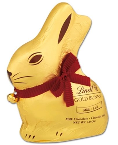 Lindt Milk Chocolate Gold Easter Bunny 200G