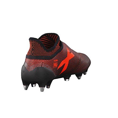Les Hommes Adidas X 17+ Chaussures De Fitness Sg Vitesse Pure Noir (negbas / Rojsol / Narsol)