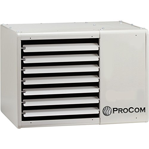 ProCom 75K BTU B-Vent Garage Heater (Wall Mounted Garage Gas Heaters compare prices)