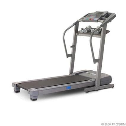 Amazon Proform 400 Gl Treadmill Exercise Treadmills Sports