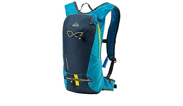 Mckinley Mochilas de hidratación Crxss 7 Wp Ii Petrol/Blue/Lime Uni: Amazon.es: Deportes y aire libre