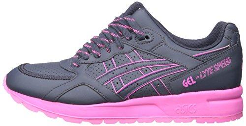 ASICS GEL Lyte Speed Retro Running Shoe, Indian Ink/Indian