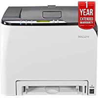 Ricoh SP C250DN Wireless Color Laser Printer (407519) + 1 Year extended warranty
