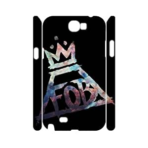 Fall out boy Unique Design 3D Cover Case for Samsung Galaxy Note 2 N7100,custom cover case ygtg-800932