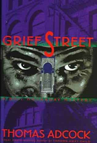 book cover of Grief Street