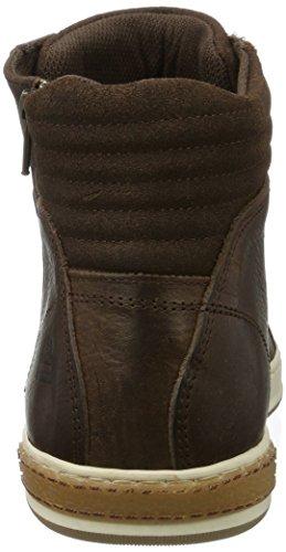 Bullboxer 5836a, Men's Hi-Top Slippers Brown (Brown)