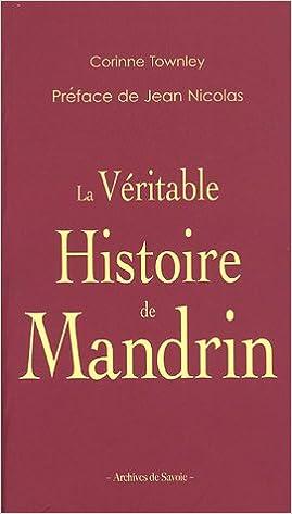 Livres gratuits La véritable histoire de Mandrin pdf ebook