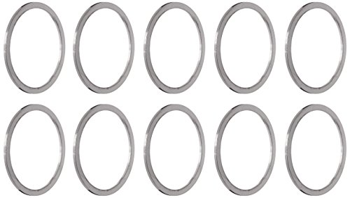 (Wheels Manufacturing 1.5mm Cassette/Bb Spacer (Bag of 10))