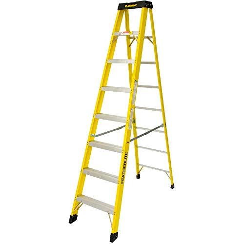 8′ Model Number 1A Fibreglass Step Ladder