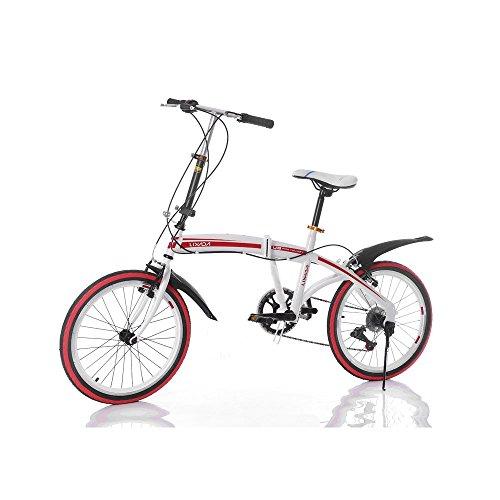 Lixada Folding 6 speed Portable Bicycle product image