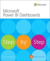 Microsoft Power BI Dashboards Step by Step Front Cover