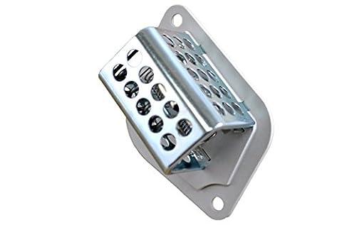 PT Auto Warehouse BMR-353 - Blower Motor Resistor - Jeep Cherokee Blower Motor Resistor