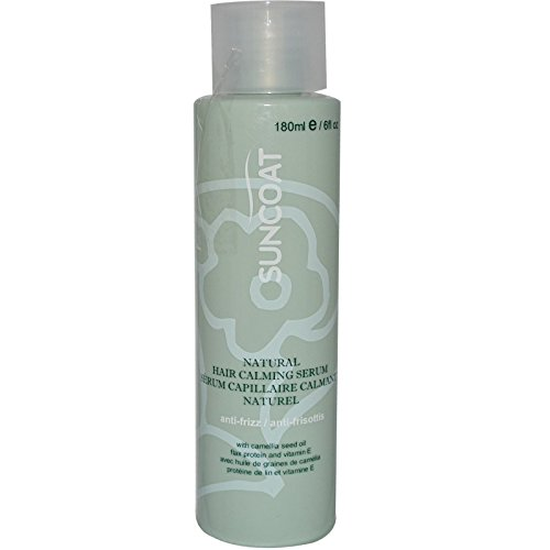 SUNCOAT PRODUCTS INC. Natural Hair Calming Serum Anti-Frizz (Suncoat Natural Products)