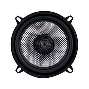 American Bass Speaker 5.25 Inch 2-Way 120Watts *Sq5.2* Carbon Fiber