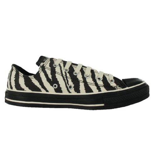Converse CT Safari, Size 5 Zebra Canvas 4 Milk ()