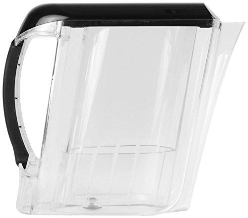 Aquasana Wholly Water Machine Extra Pitcher, 1/2 Gallon, Black