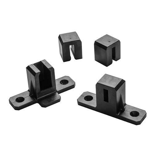 Mini Sure-Foot Conversion Kit 4pce 7-Way Provides stable footing to prevent Clamp-It Bar Clamps