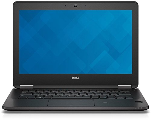 Dell Latitude E5270 Laptop | Intel Core 6th Generation i5-6200U | 8 GB DDR4 | 256 GB SSD | 12.5inch FHD (1920X1080) Touch LCD | Windows 10 Home