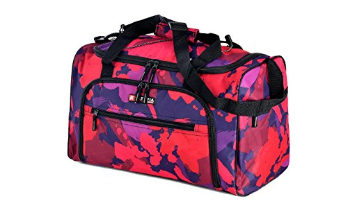 olympia-usa-21-fashion-sports-duffel-pink-paint