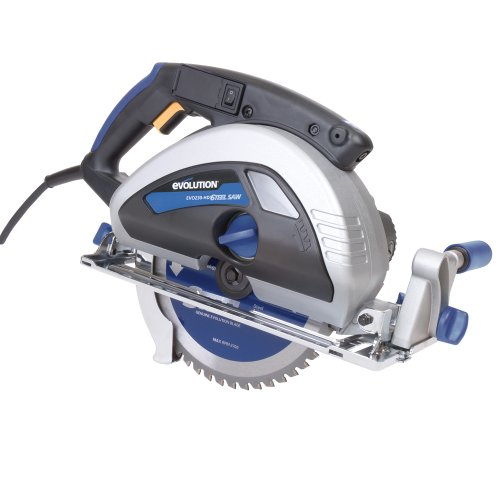 Evolution Power Tools EVOSAW230 9-Inch Steel Cutting Circular Saw