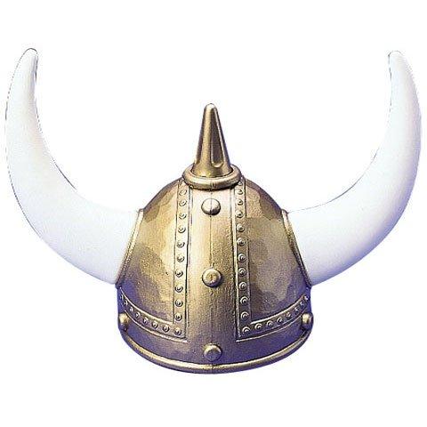 Toy Adult Plastic Viking Helmet