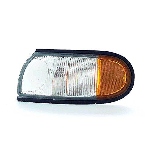 Headlights Depot Replacement for Mercury Nissan Villager Quest Left Driver Side Corner Light