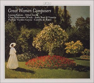 - Great Women Composers