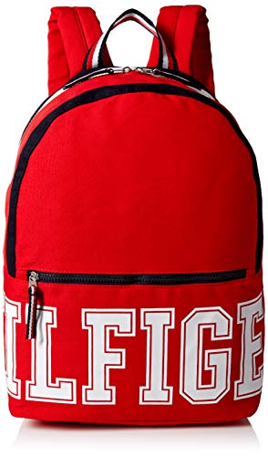 Tommy Hilfiger Backpack Patriot Colorblock Canvas, apple ()